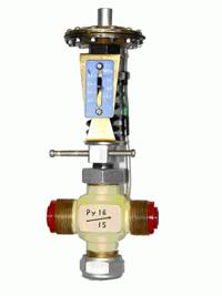 Регулятор давления мембранный РДМ-НО(НЗ)-15