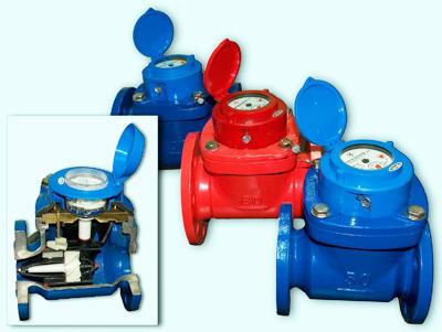 водосчетчики СТВХ, СТВУ. Купить счетчик воды в Пензе.