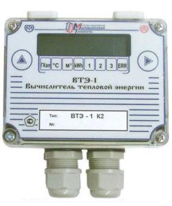 Тепловычислитель ВТЭ-1 К2. Купить вычислитель тепловой энергии в Пензе